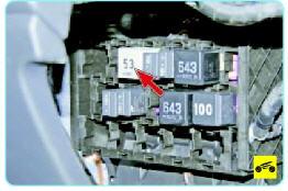 Неисправности в системе запуска двигателя Поло седан