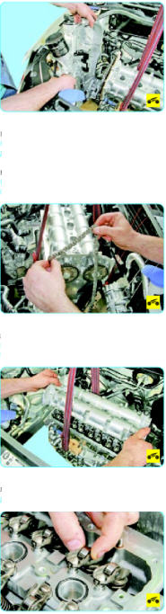 Снимаем головку блока цилиндров Поло Седан
