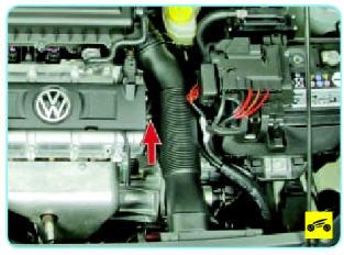 Проверка системы охлаждения Поло седан