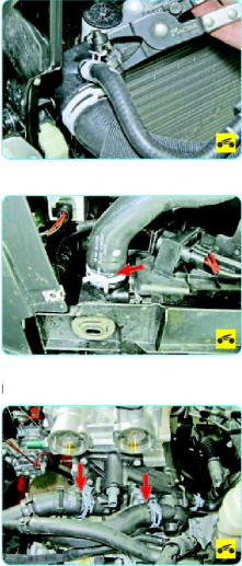Неисправности система охлаждения Поло седан