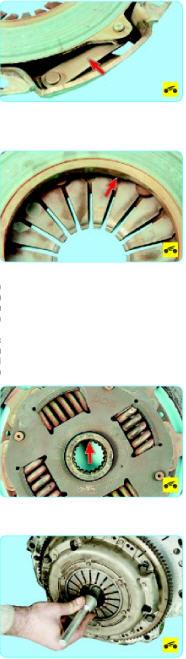 Замена сцепления Поло седан