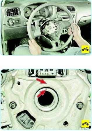 Рулевое управление Volkswagen Polo седан
