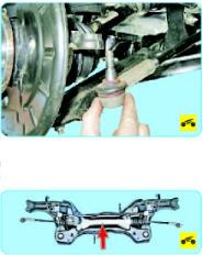 Как снять рулевую рейку Поло седан
