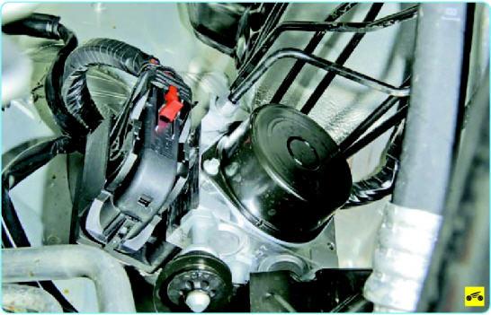 Гидроэлектронный блок управления Поло седан