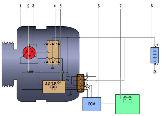 схема электро проводки фолксваген поло седан, схема электрооборудования...