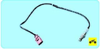 Управляющий датчик концентрации кислорода Поло седан