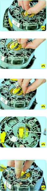Система пассивной безопасности Поло седан (SRS)