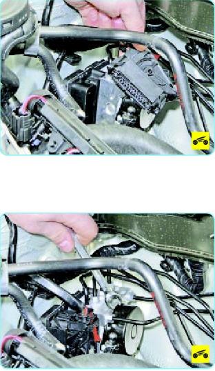 Антиблокировочная система тормозов (ABS) Абс Поло седан