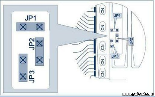 Фольксваген поло установка сигнализации своими руками